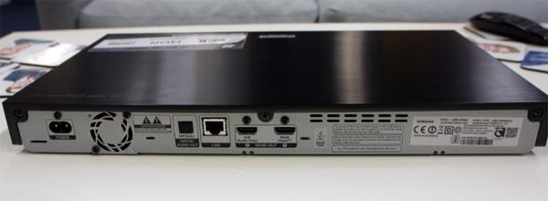 posteriore Samsung ubd k8500